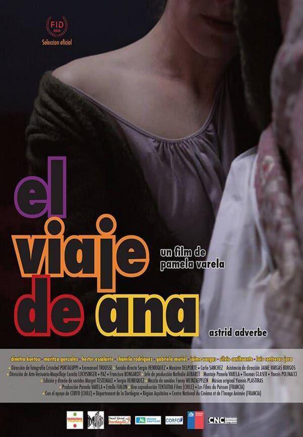 Le Voyage d'Ana - Film (2014)