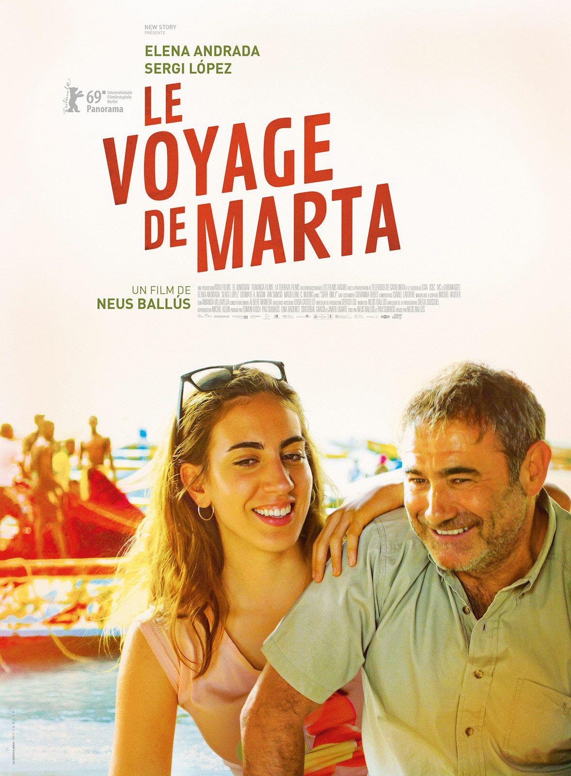Le Voyage de Marta - Film (2019)