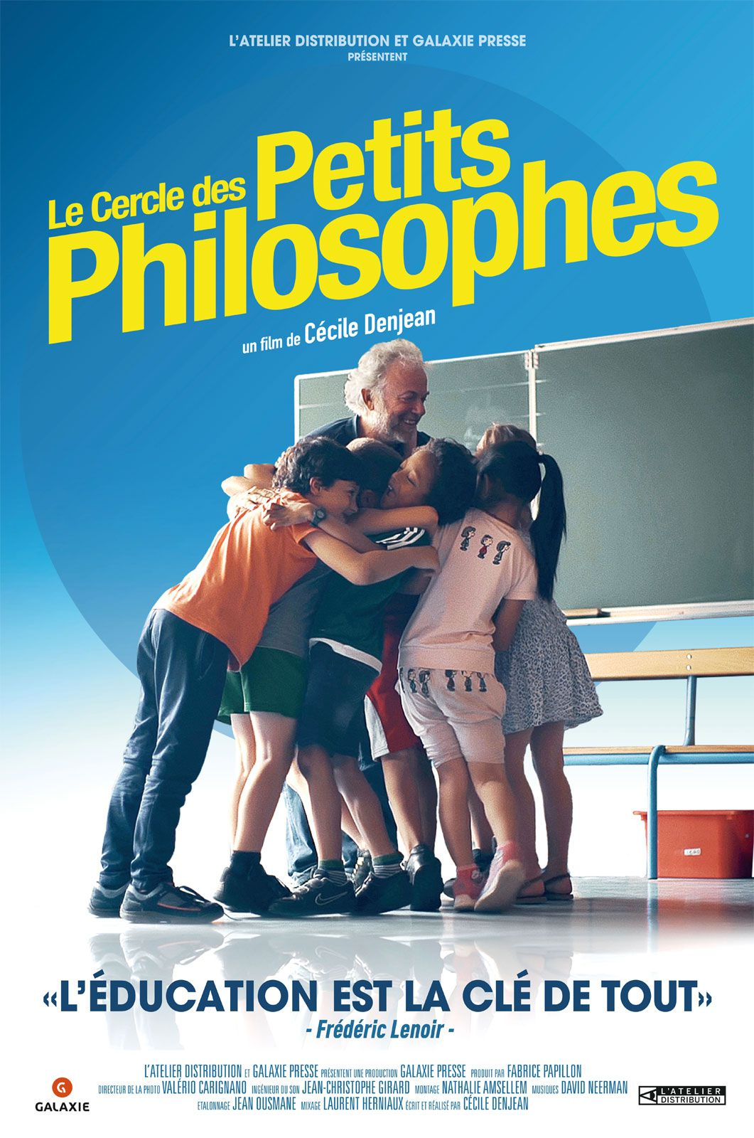 Le cercle des petits philosophes - Documentaire (2019)