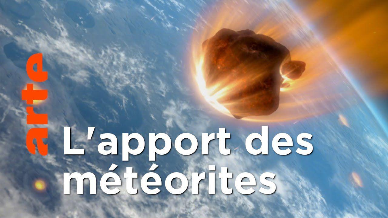 Le cosmos et les origines de la vie (2/2) - L'apport des météorites - Documentaire (2021)