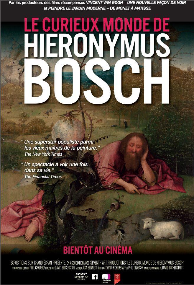 Le curieux monde de Hieronymus Bosch - Documentaire (2016)