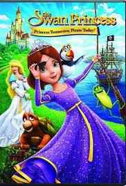 Le cygne et la princesse : Aventures chez les pirates ! - Long-métrage d'animation (2016)