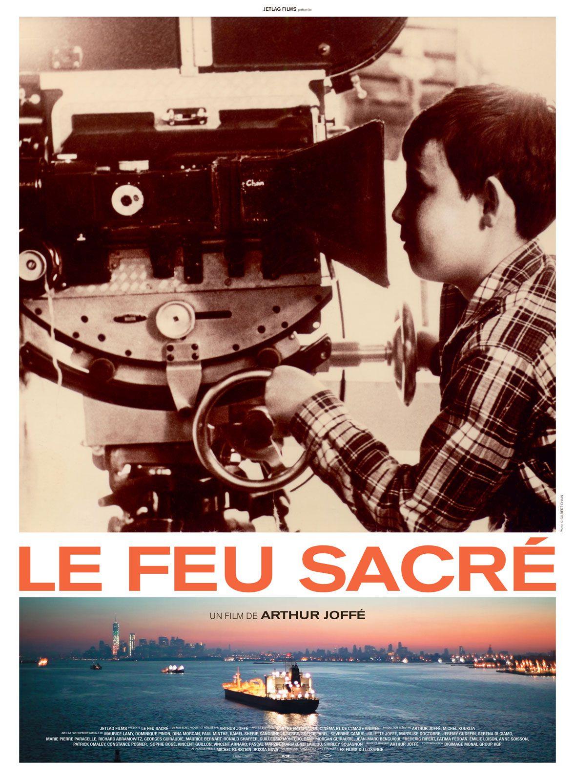 Le feu sacré - Documentaire (2015)