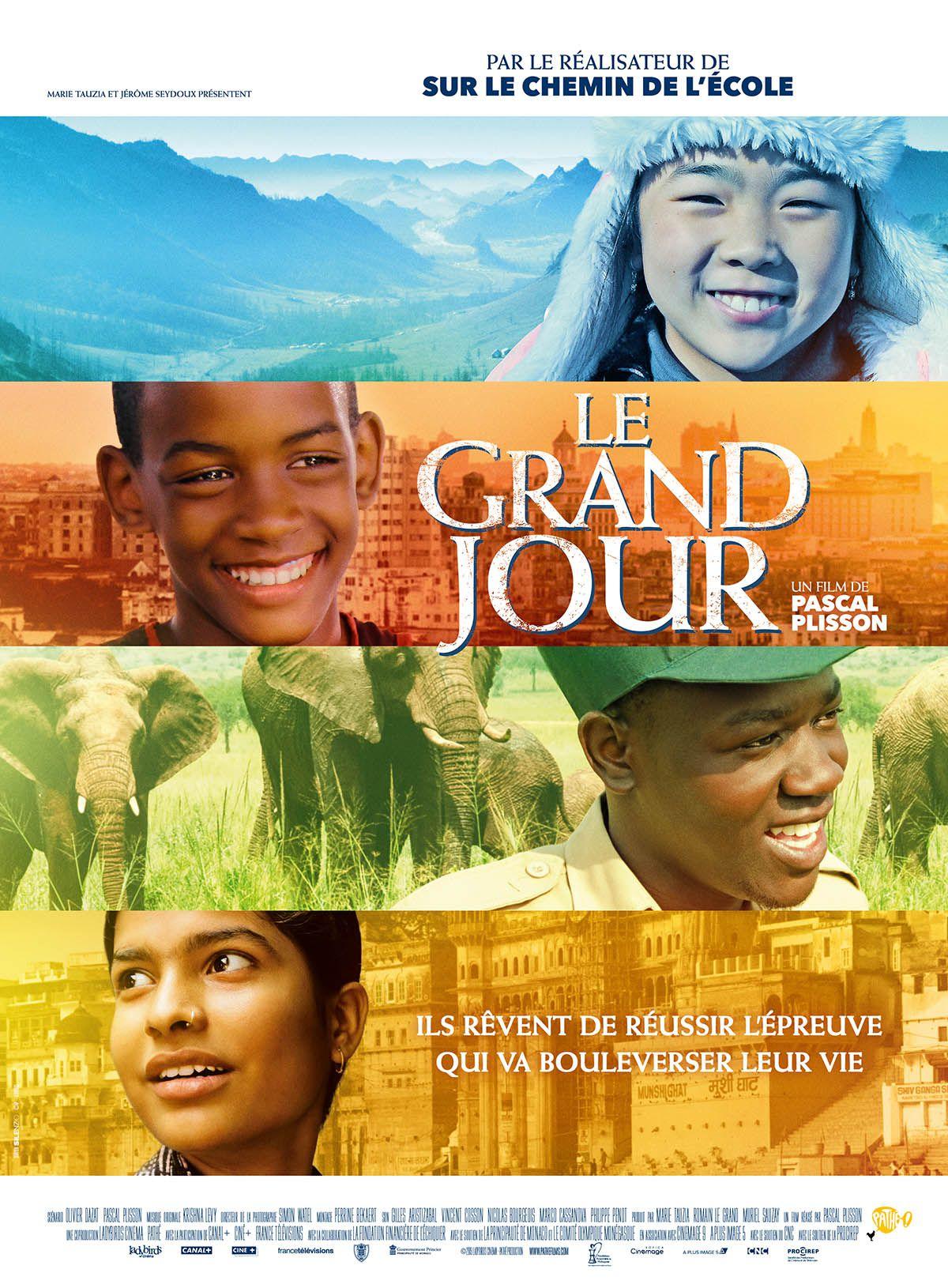 Le grand jour - Film (2015)