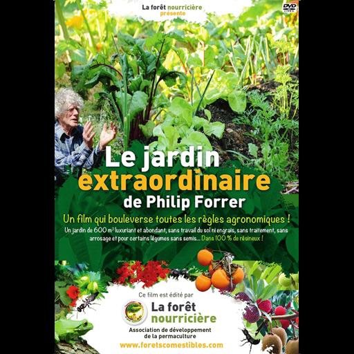 Le jardin extraordinaire - Documentaire (2011)