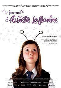 Le journal d'Aurélie Laflamme - Film (2010)