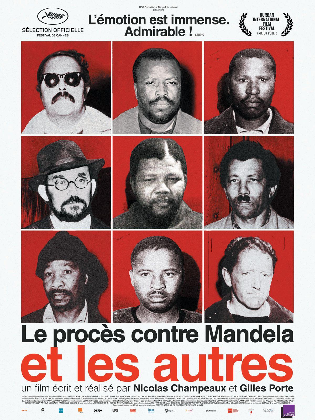 Le procès contre Mandela et les autres - Documentaire (2018)