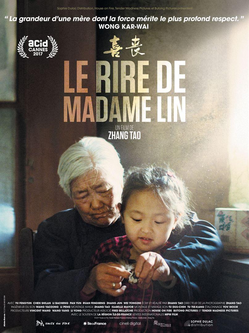 Le rire de Madame Lin - Film (2017)
