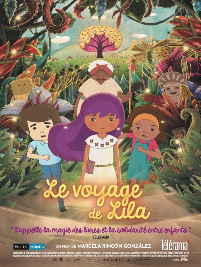 Le voyage de Lila - Film (2017)