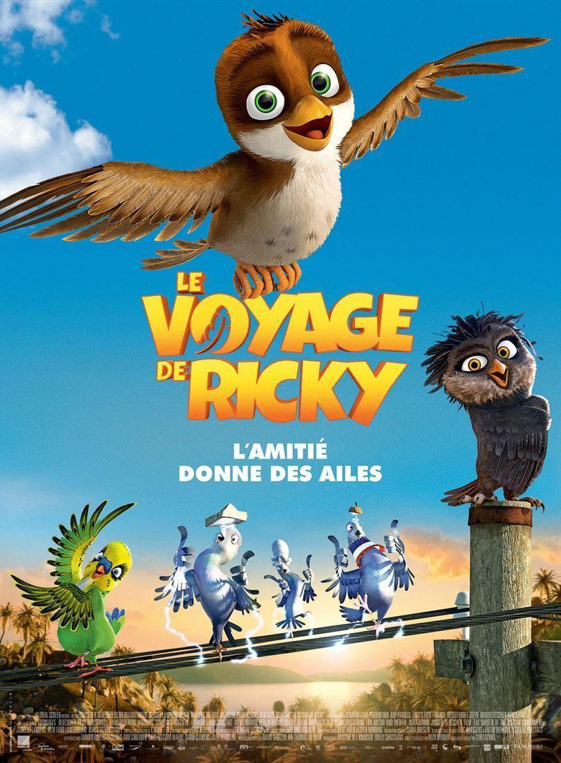 Le voyage de Ricky - Film (2018)