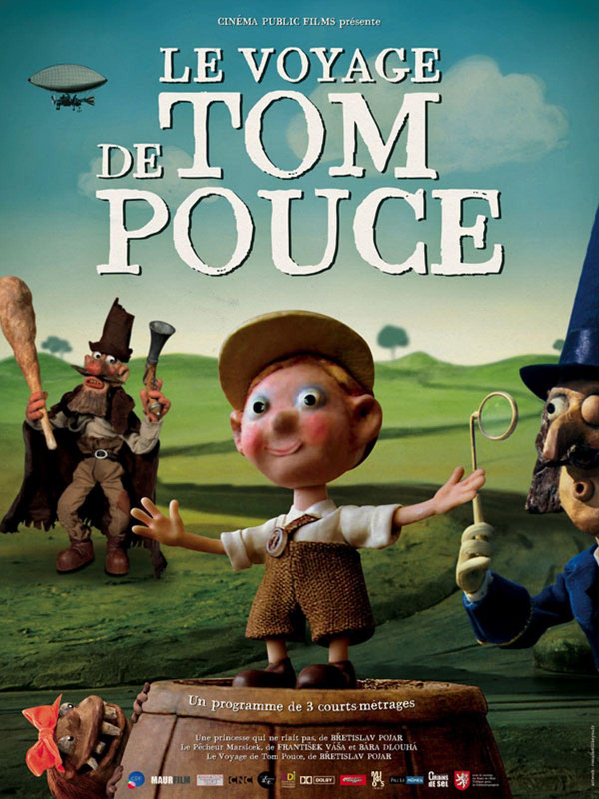 Le voyage de Tom Pouce - Long-métrage d'animation (2015)