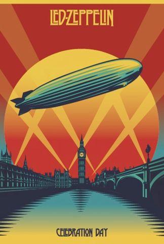 Led Zeppelin : Celebration Day - Documentaire (2012)