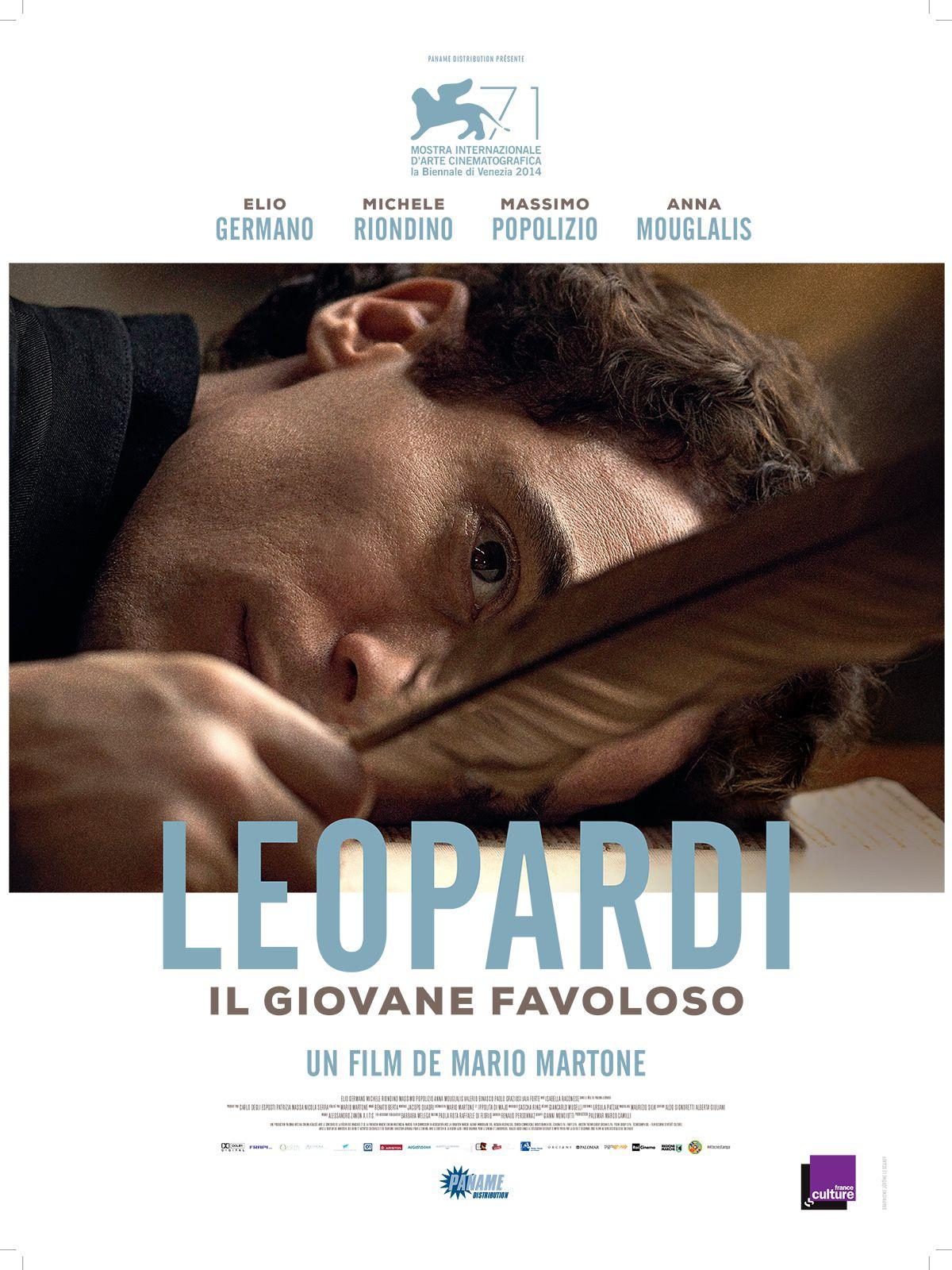Leopardi : Il Giovane Favoloso - Film (2015)