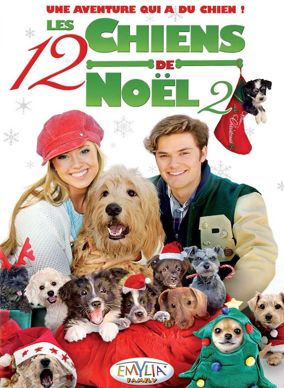 Les 12 Chiens de Noël 2 - Film (2012)