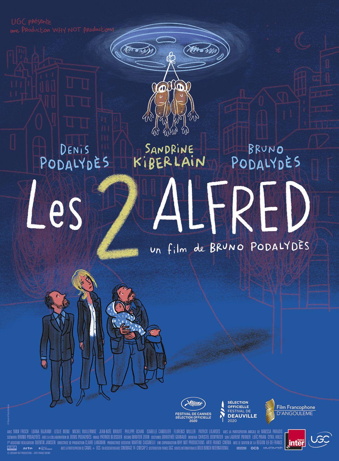 Les 2 Alfred - Film (2020)