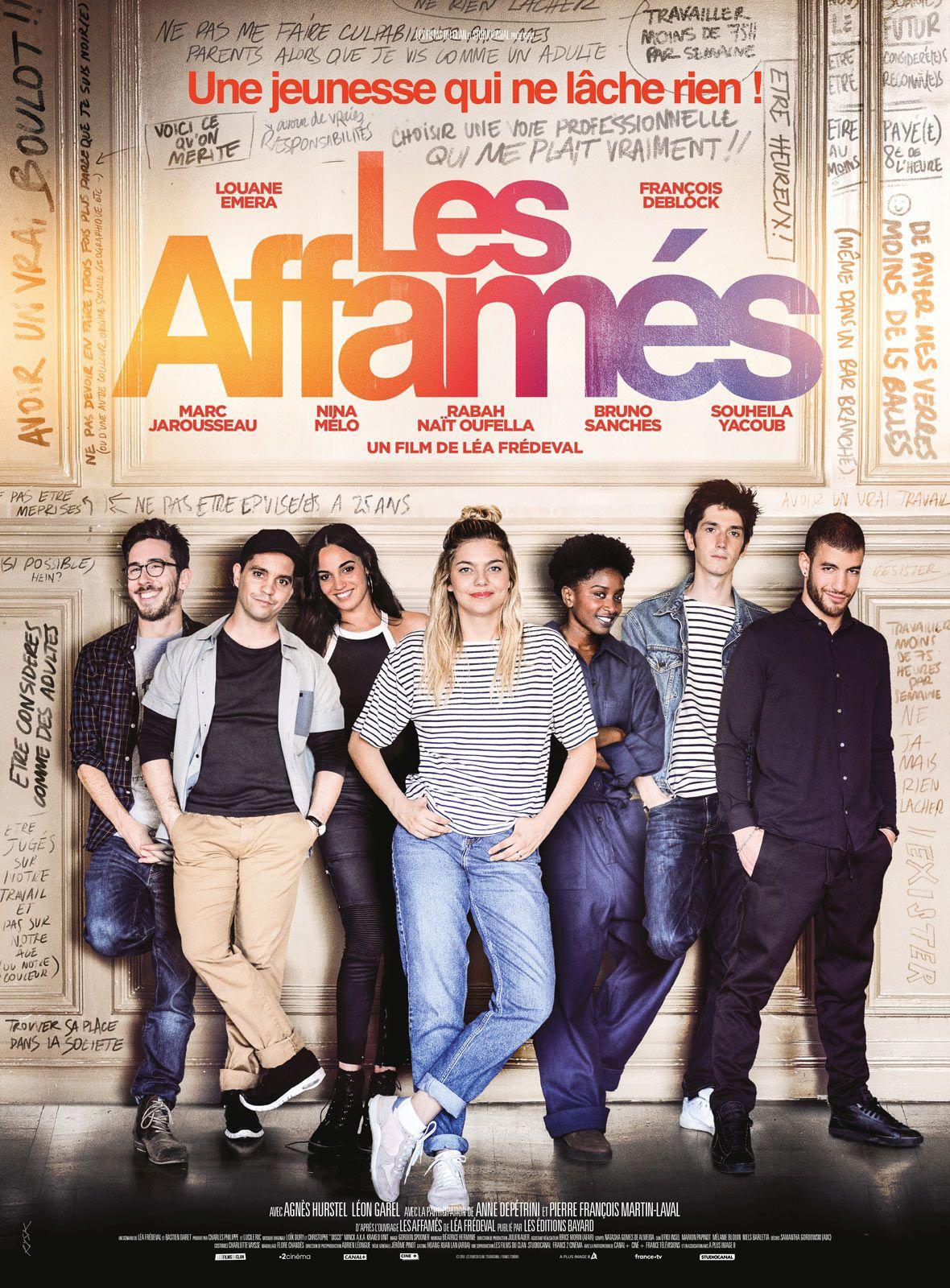 Les Affamés - Film (2018)