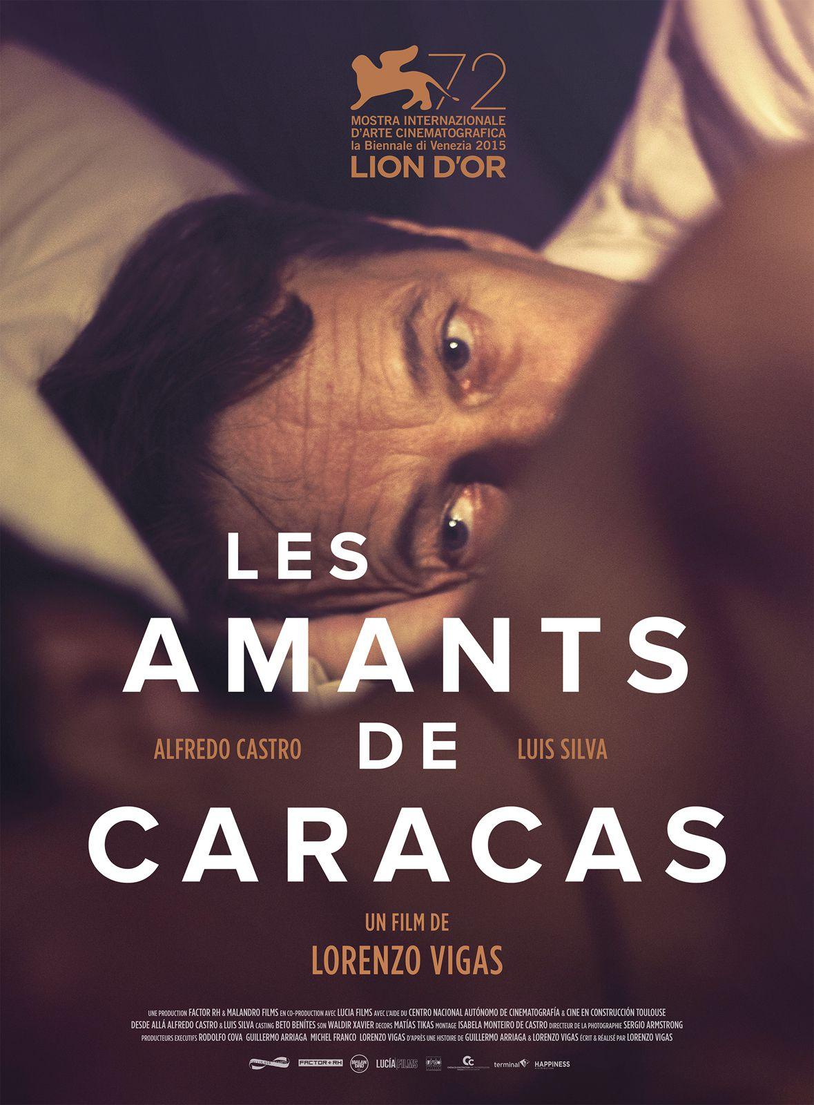 Les Amants de Caracas - Film (2016)