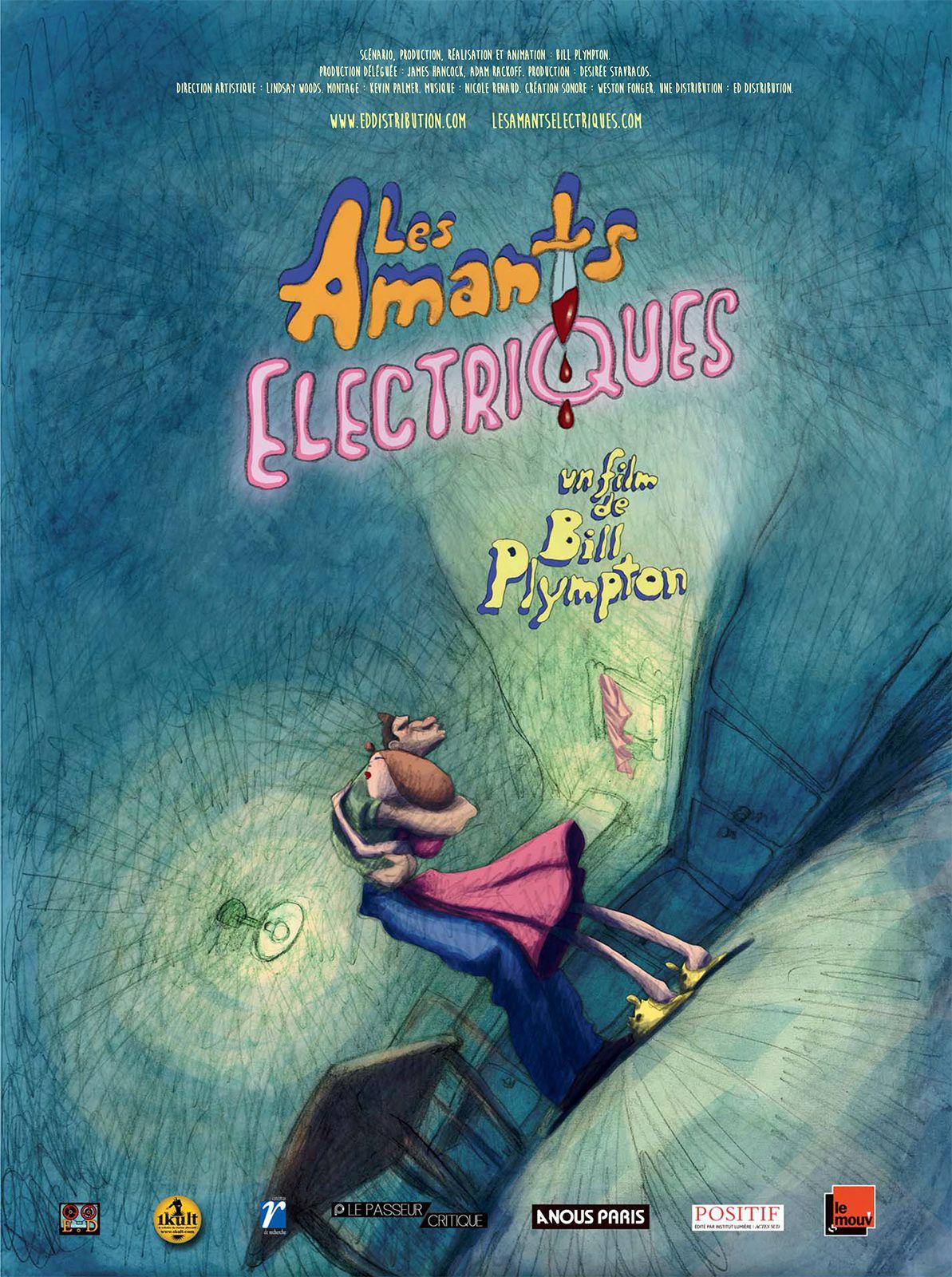 Les Amants électriques - Long-métrage d'animation (2014)