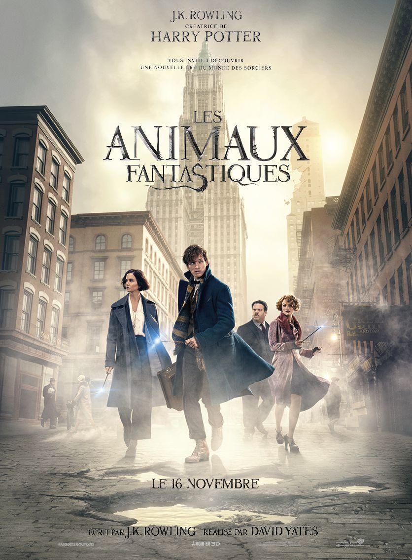 Les Animaux fantastiques - Film (2016)