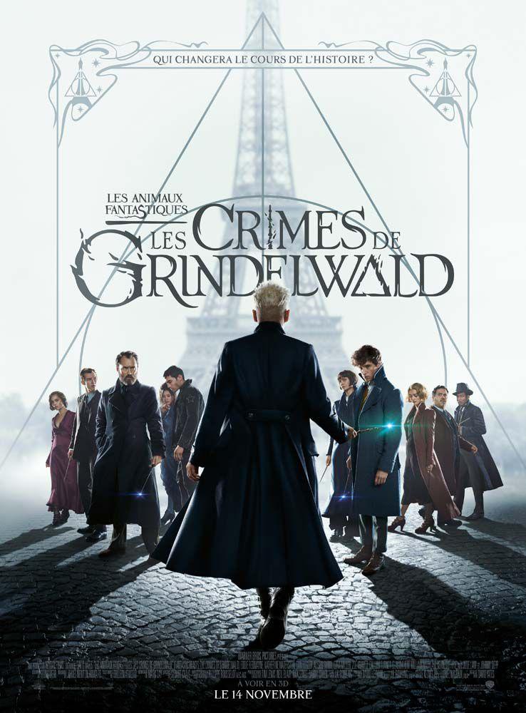 Les Animaux fantastiques : Les Crimes de Grindelwald - Film (2018)
