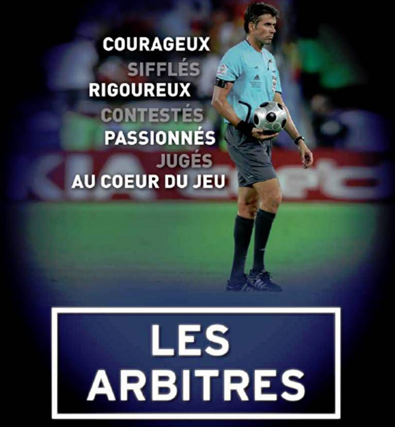Les Arbitres - Documentaire (2010)