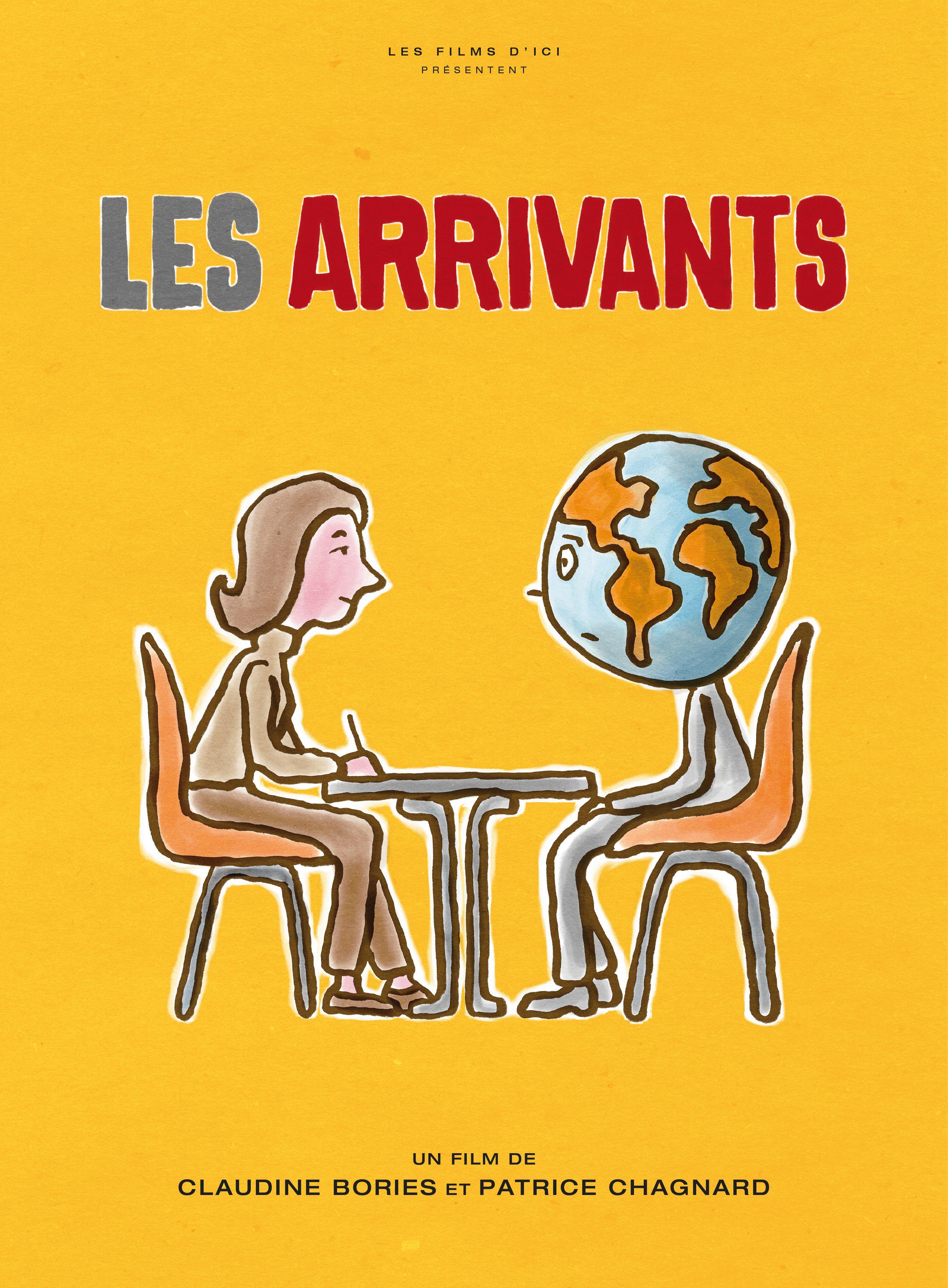 Les Arrivants - Documentaire (2010)