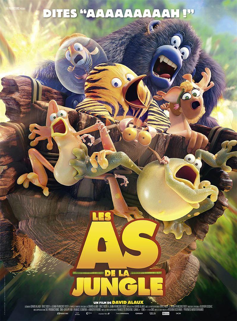 Les As de la Jungle - Long-métrage d'animation (2017)