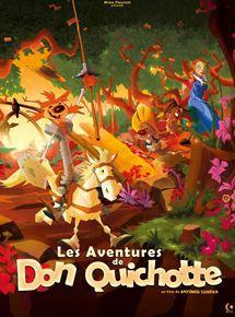 Les Aventures de Don Quichotte - Film (2010)