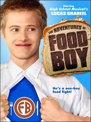 Les Aventures de Food Boy - Film (2008)