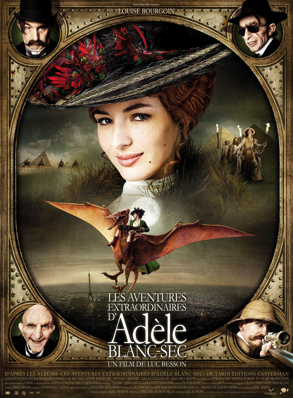 Les Aventures extraordinaires d'Adèle Blanc-Sec - Film (2010)