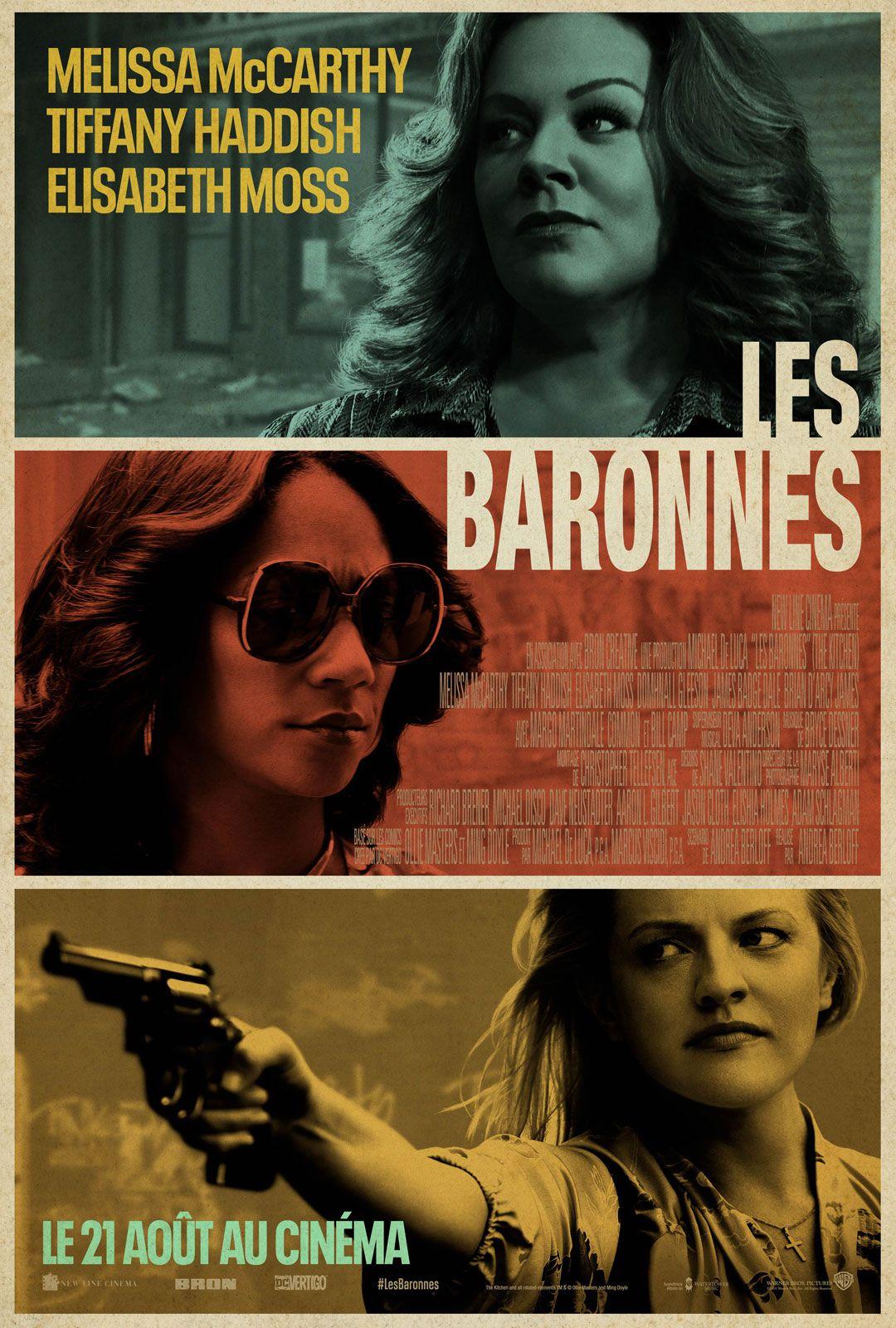 Les Baronnes - Film (2019)