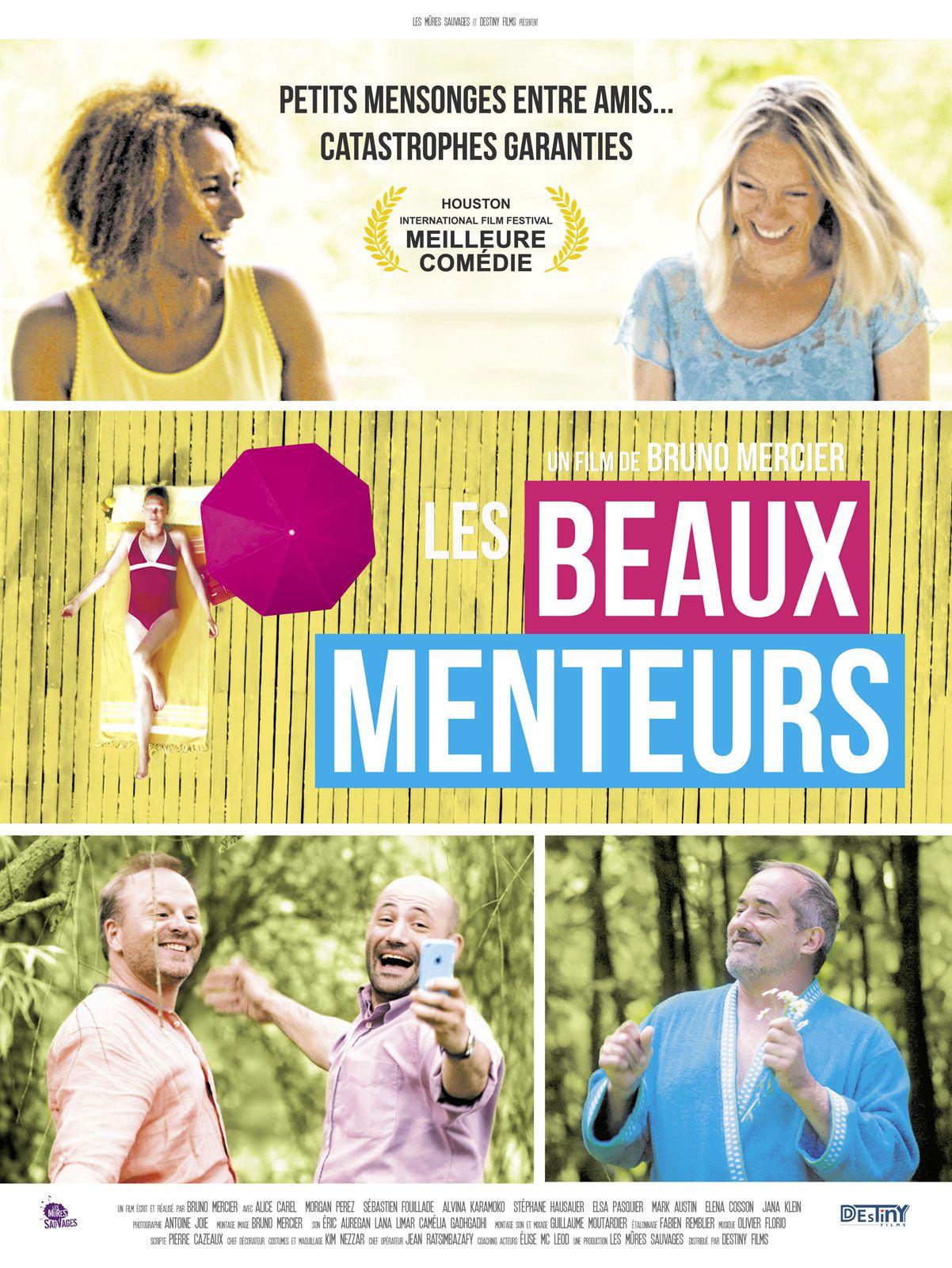 Les Beaux menteurs - Film (2019)