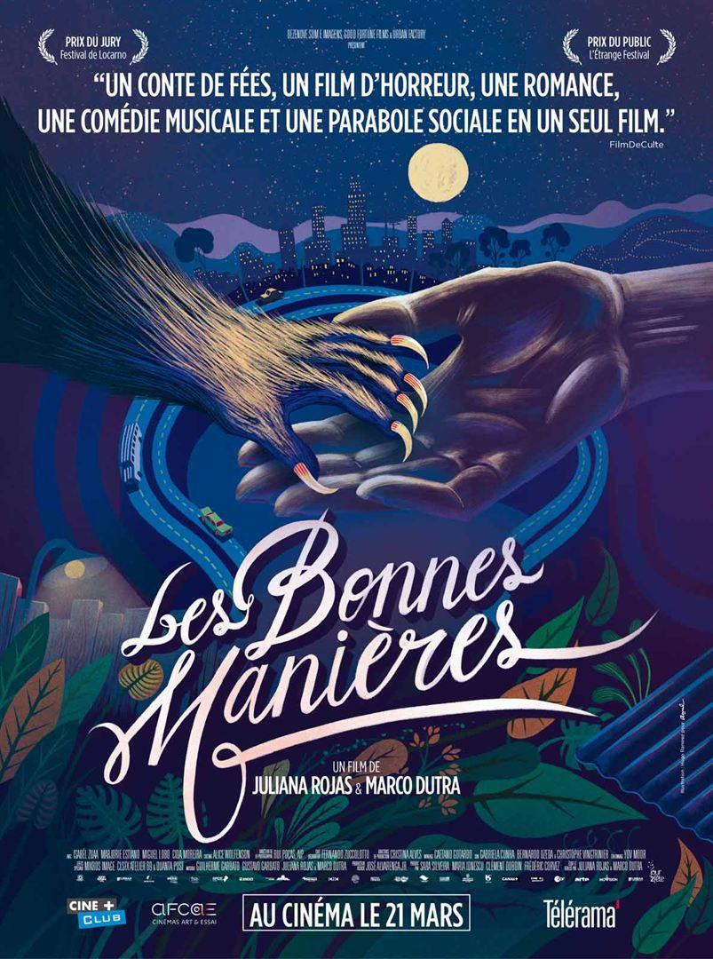 Les Bonnes Manières - Film (2018)