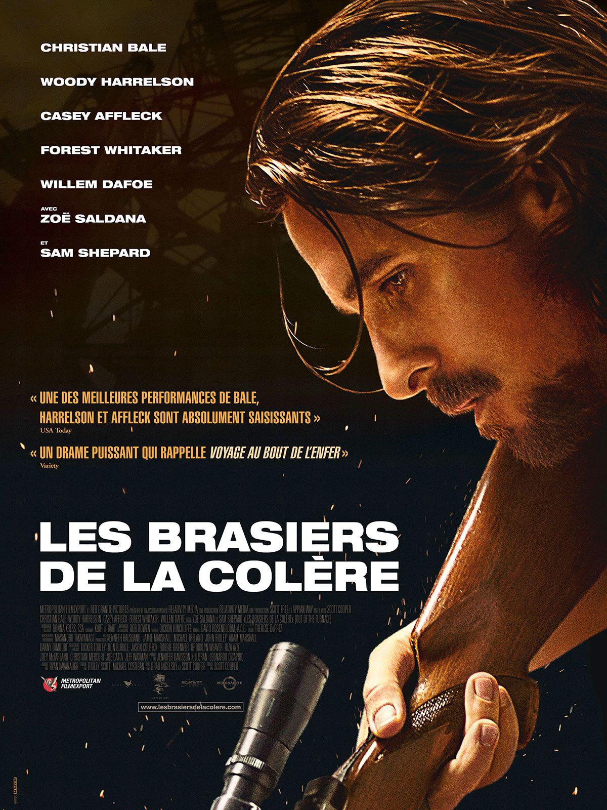 Les Brasiers de la colère - Film (2013)