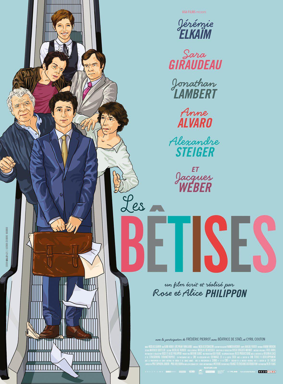 Les Bêtises - Film (2015)