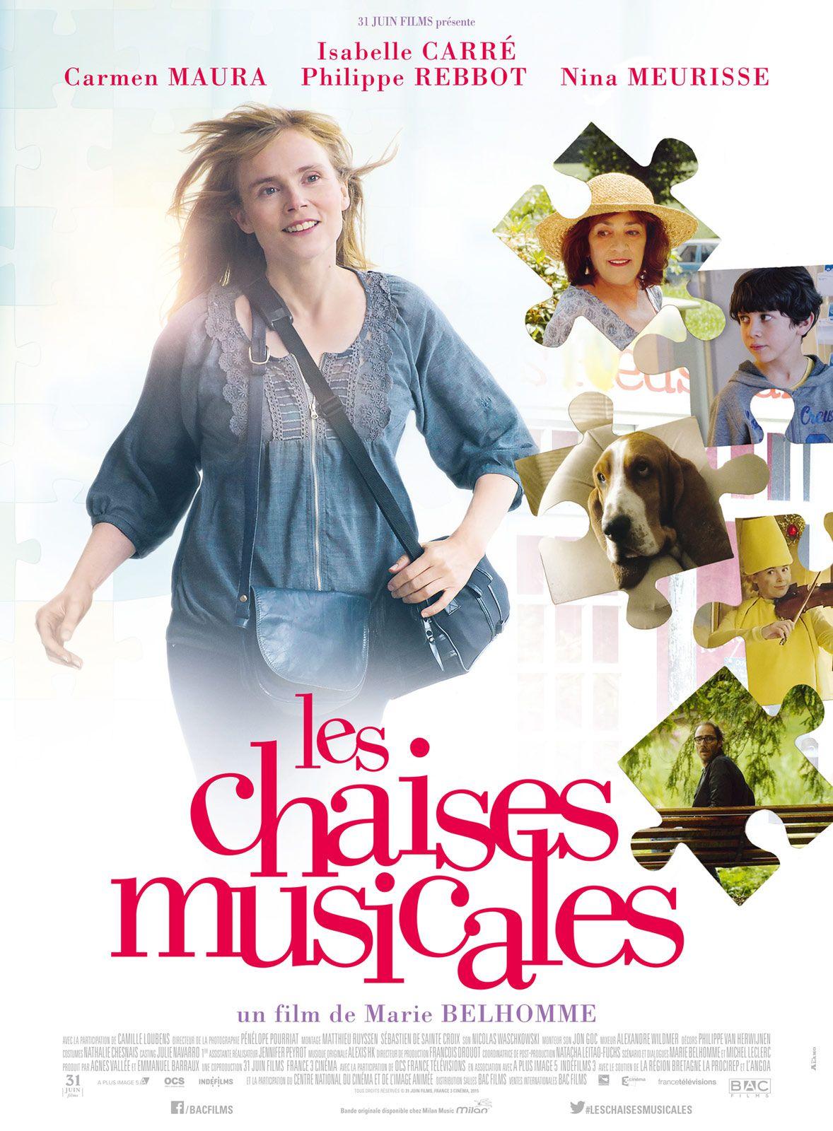 Les Chaises Musicales - Film (2015)