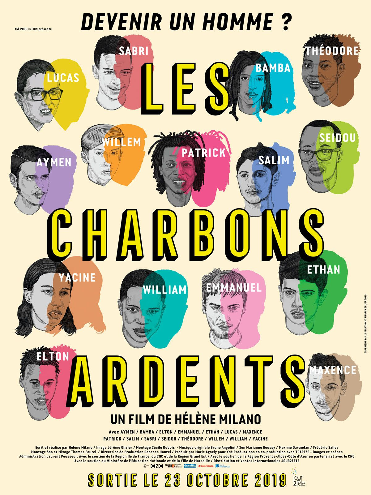Les Charbons ardents - Documentaire (2019)