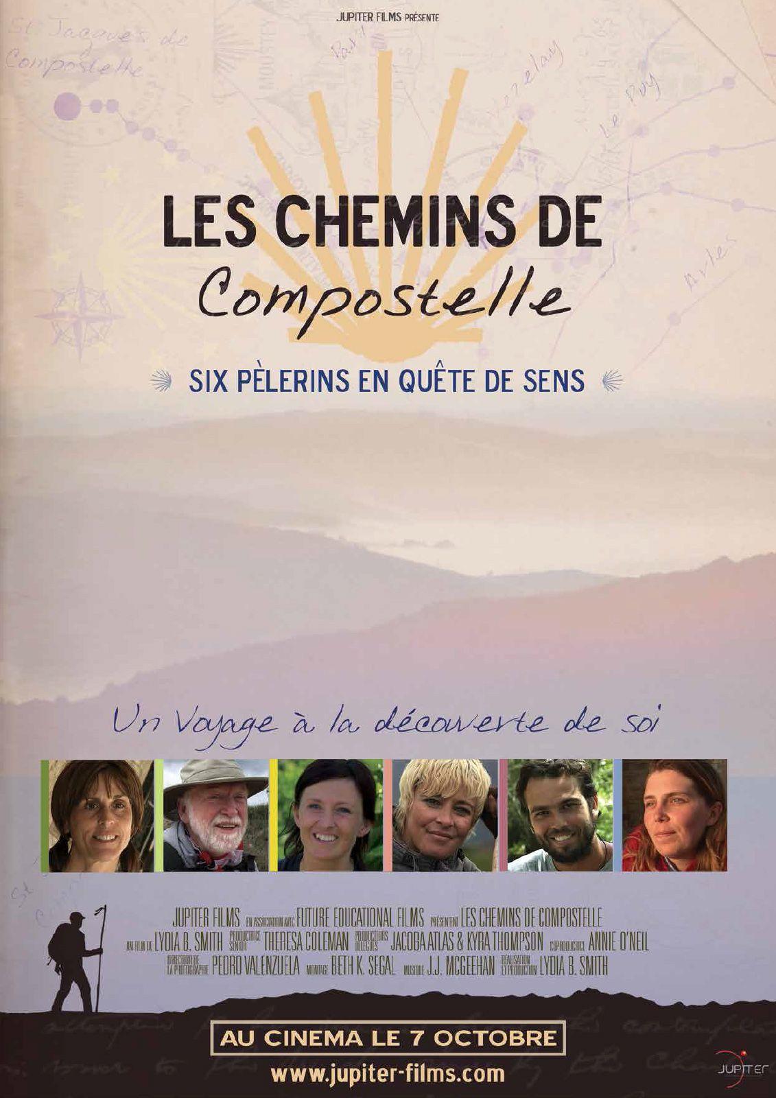 Les Chemins de Compostelle - Documentaire (2015)