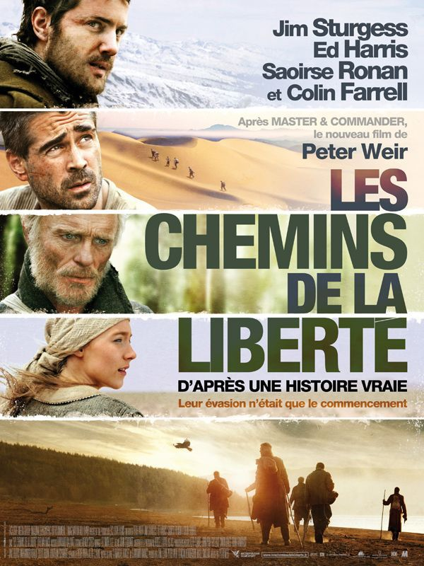 Les Chemins de la liberté - Film (2010)