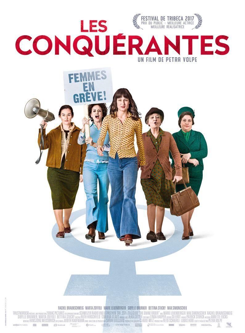 Les Conquérantes - Film (2017)