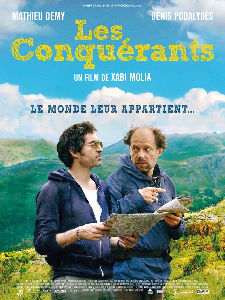 Les Conquérants - Film (2013)