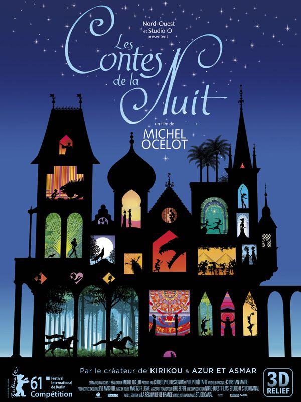 Les Contes de la nuit - Long-métrage d'animation (2011)