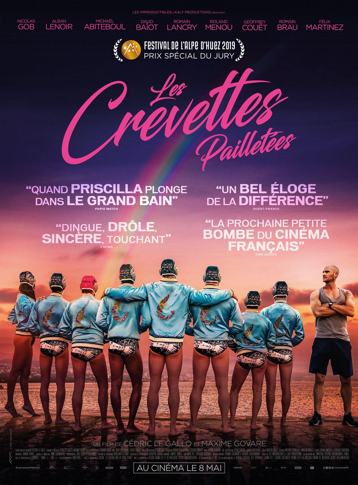 Les Crevettes pailletées - Film (2019)