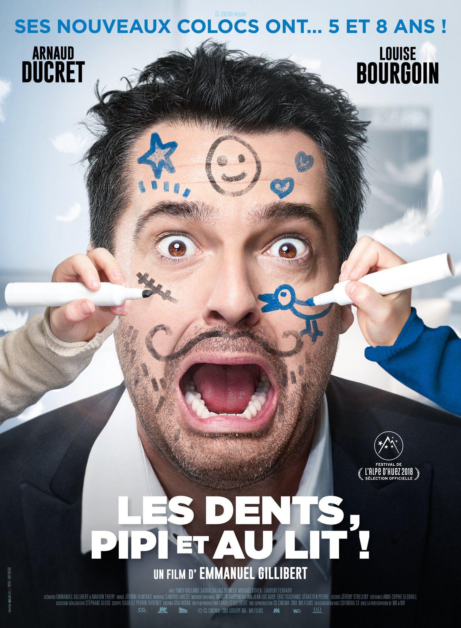 Les Dents, pipi et au lit ! - Film (2018)