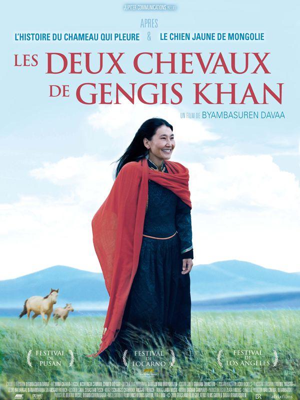 Les Deux chevaux de Gengis Khan - Documentaire (2010)