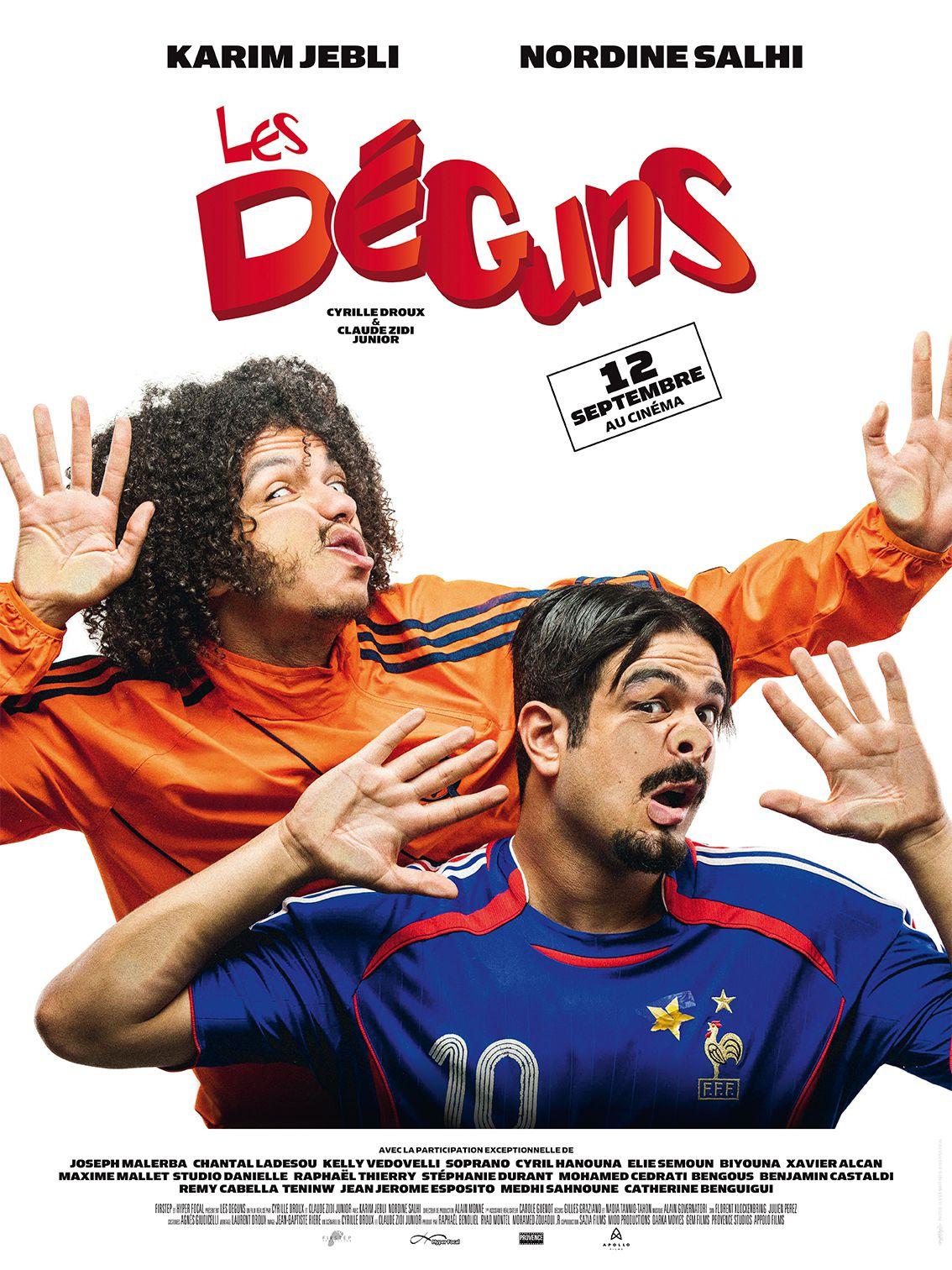 Les Déguns - Film (2018)