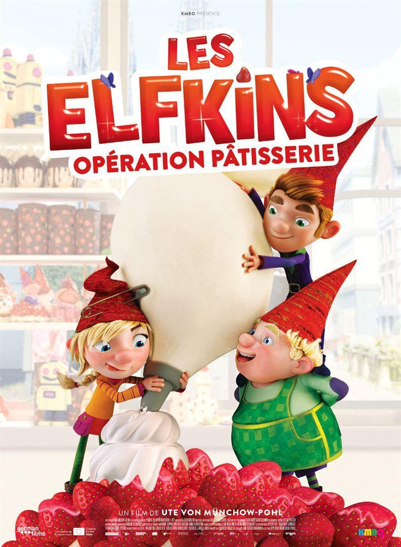 Les Elfkins : Opération pâtisserie - Film (2020)