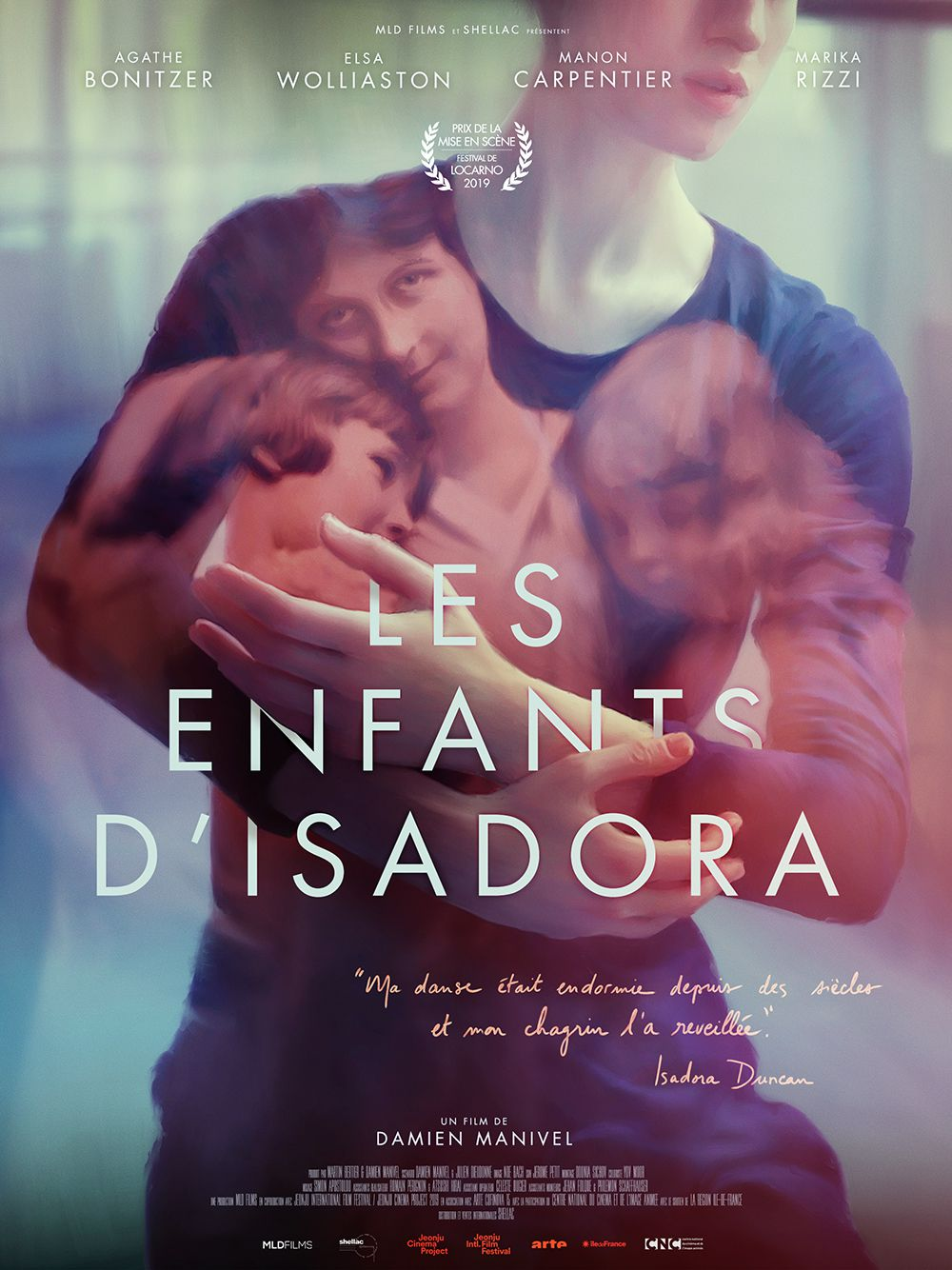 Les Enfants d'Isadora - Film (2019)