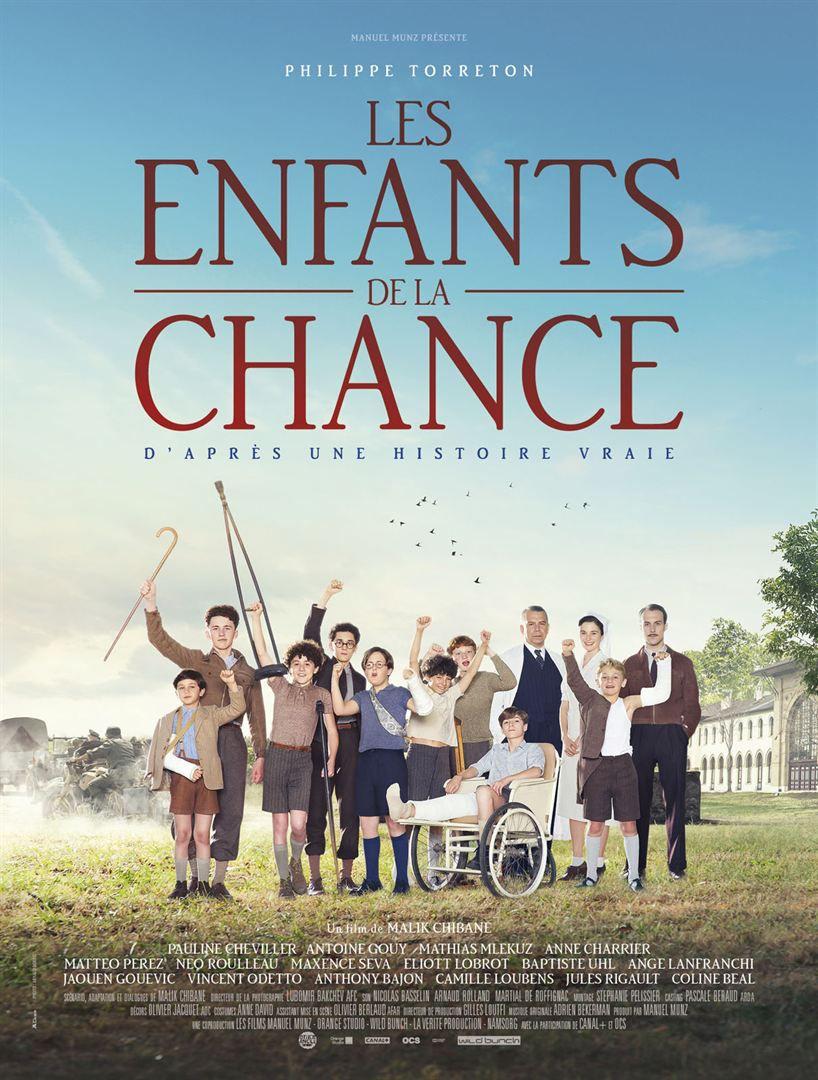 Les Enfants de la chance - Film (2016)