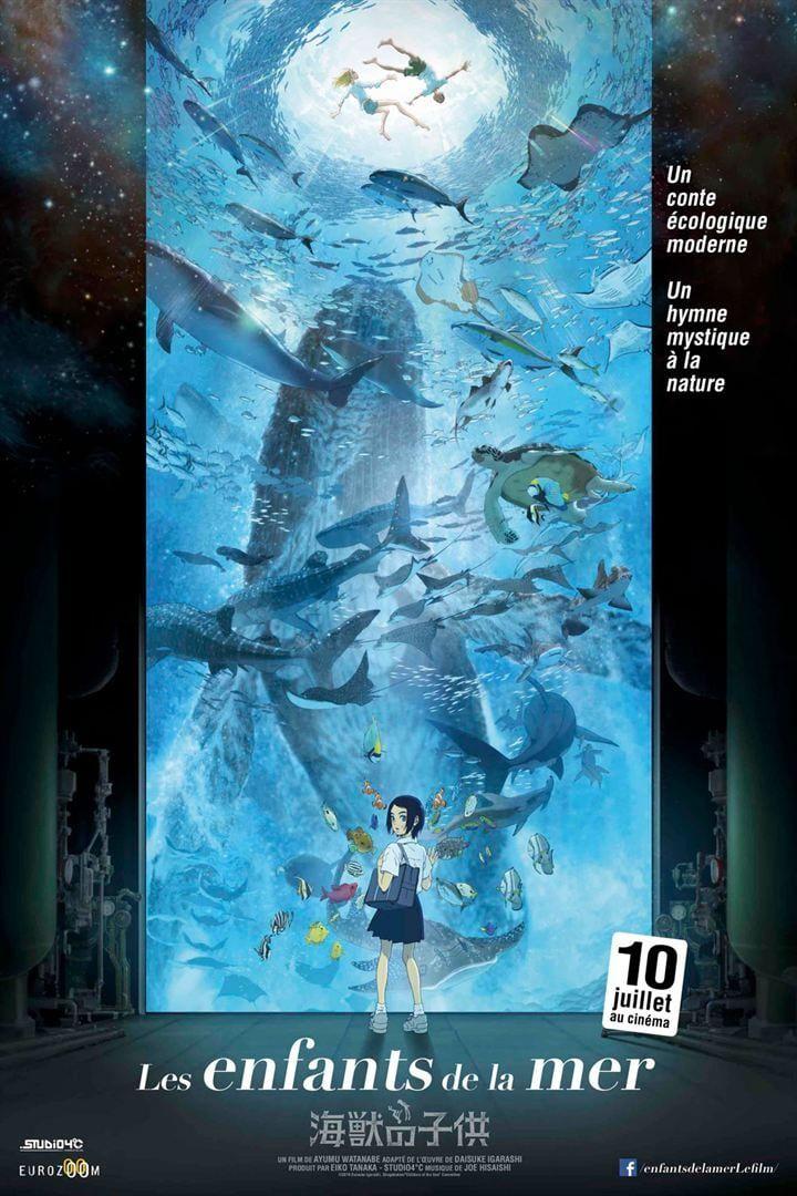 Les Enfants de la mer - Long-métrage d'animation (2019)